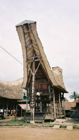Maison Toraja