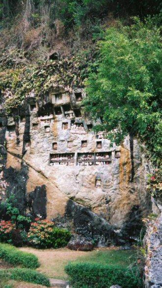 Tombes Toraja