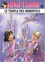 Le temple des immortels