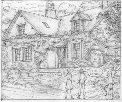Le cottage de Yoko