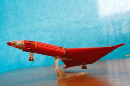 Deuxième Version Navette 3D Impression 3D - 2