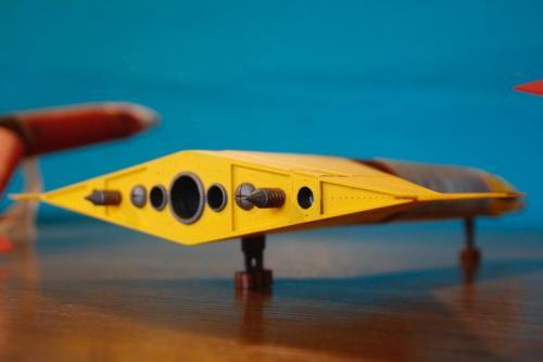 Deuxième Version Navette 3D Impression 3D - 5