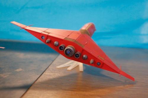 Deuxième Version Navette 3D Impression 3D - 10