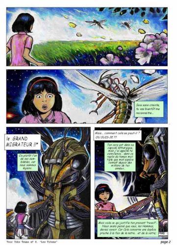 BD de Renax, inspirée par Les Titans - Page 2