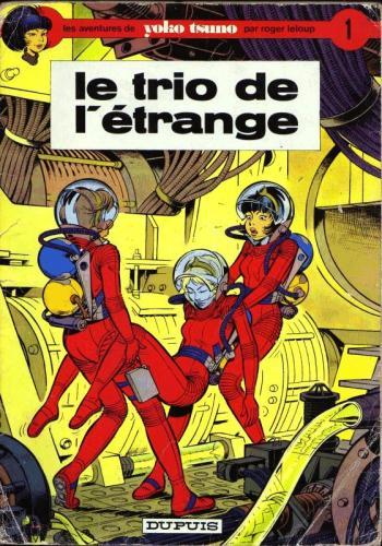 Le Trio de L'Etrange (Première Page)