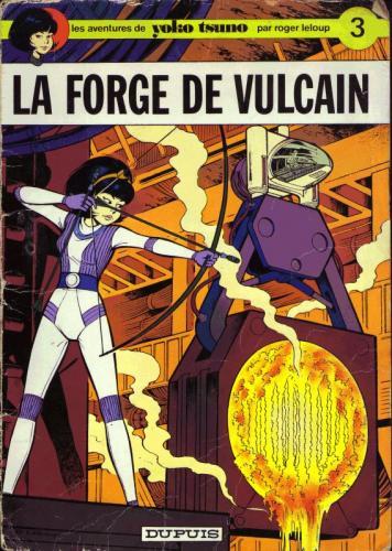 La Forge de Vulcain (Première Page)
