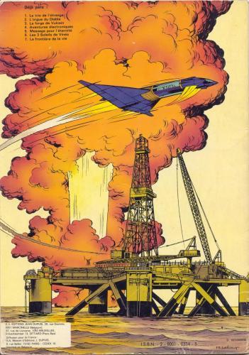 La Forge de Vulcain (Dernière Page)