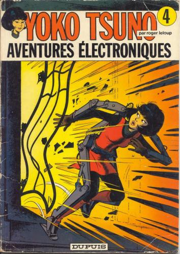 Aventures Electroniques (Première Page)