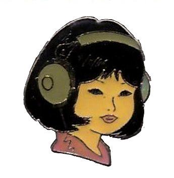 Pin's Yoko Tsuno