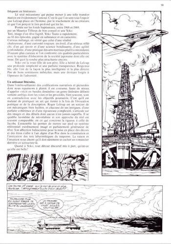 Schtroumpf fanzine n°25 page 13