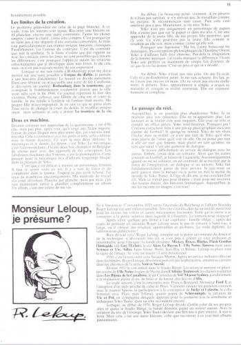 Schtroumpf fanzine n°25 page 15