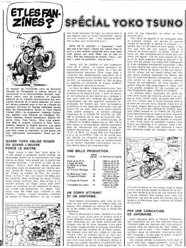 Article Spirou n°1862 - Page 1