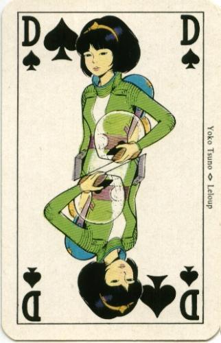 Jeu de 54 cartes Spirou