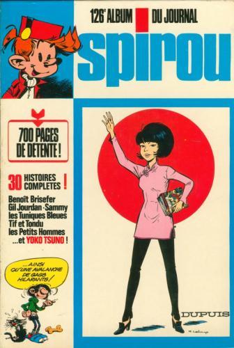 Album Spirou n°126