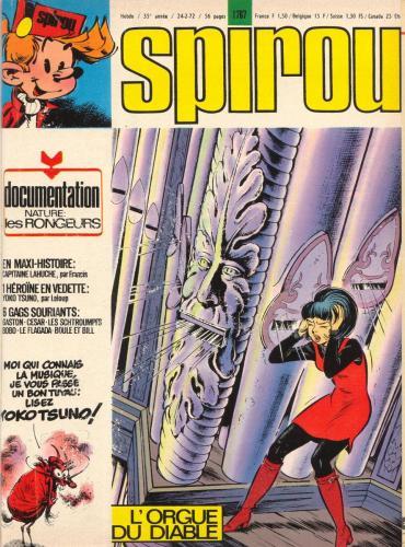 Spirou n°1767