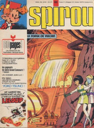 Spirou n°1819