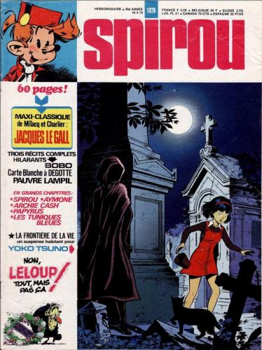 Spirou n°1979