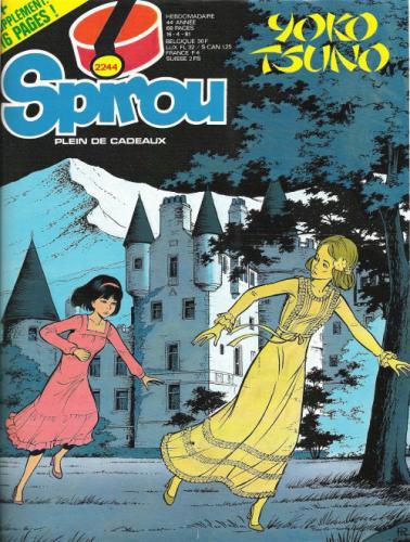 Spirou n°2244