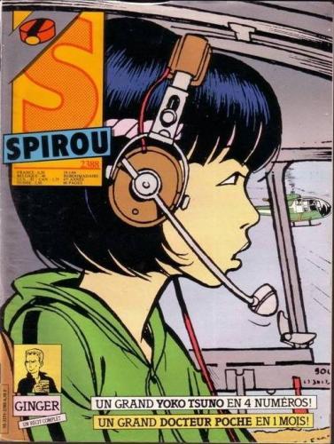 Spirou n°2388