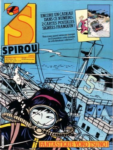 Spirou n°2453